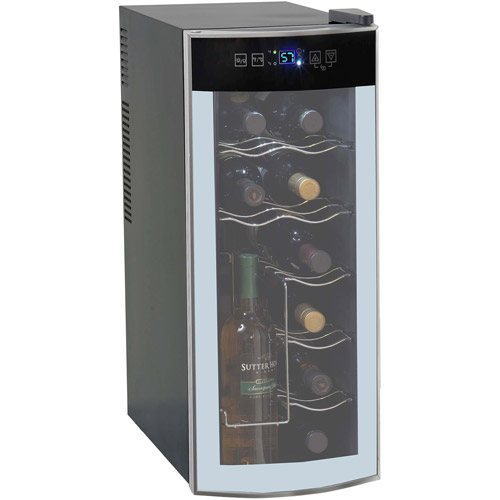 Avanti 12-Bottle Thermoelectric Counter Top Wine Cooler