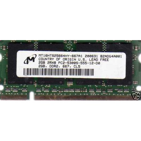 NEW 2GB ASUS DDR2 PC2-5300 667MHz Netbook/Laptop/Notebook RAM Memory