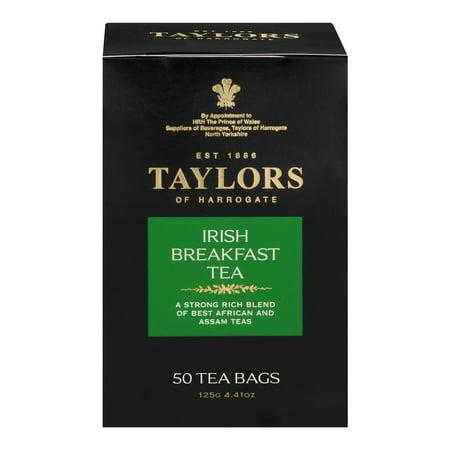 Taylors Of Harrogate Irish Breakfast Tea - 50 CT50.0 CT