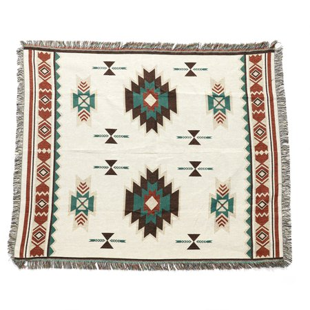 Pure Country Tapestry - Pure Country Weavers Blanket and Woven Wall Hanging Tapestry Southwest Tapestry Throw Blanket with 100% Cotton