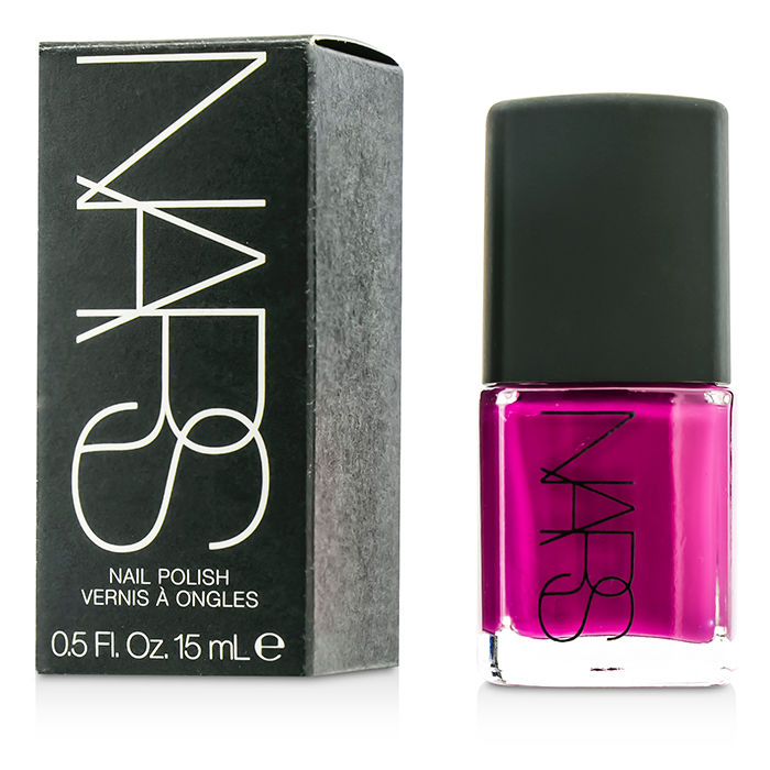 NARS - Nail Polish #Fearless (Bright Pink Violet) - 15ml/0.5oz