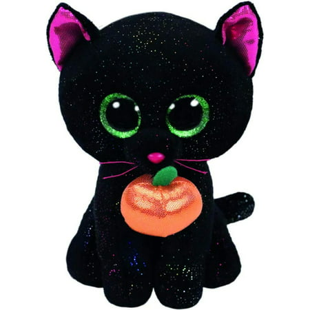 Beanie Boos - Potion Black Cat, Pumpkin, Halloween, Cat, Kitten By TY