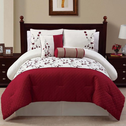 ***DISCONTINUED*** Sadie 5-Piece Comforter Set