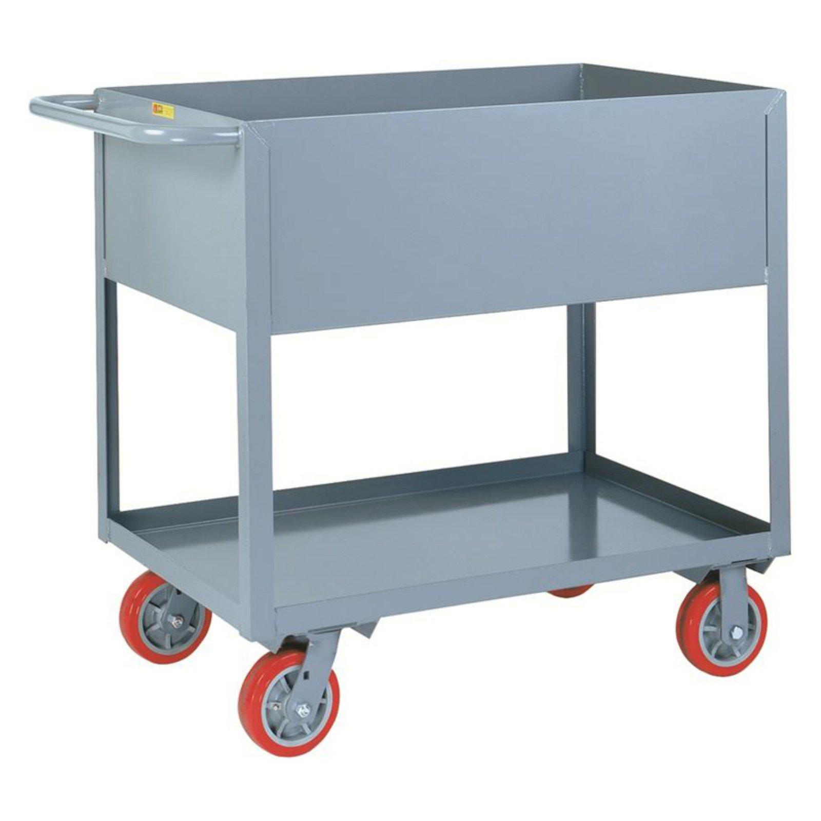 Little Giant 4 Sided Raised Platform Cart