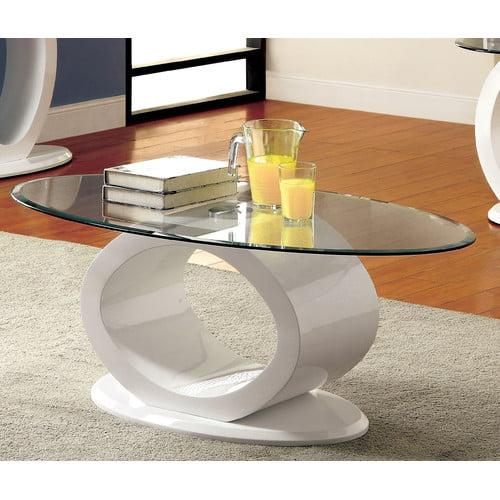 hokku designs ashton coffee table - walmart
