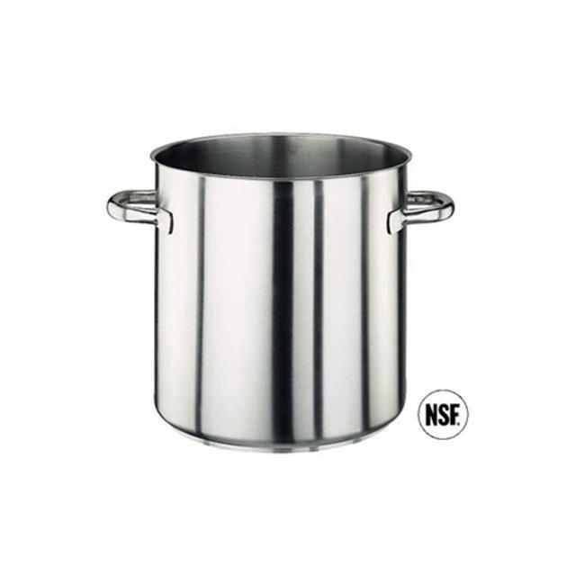 World Cuisine 11001-28 Stainless Steel Stock Pot 17 Qts.