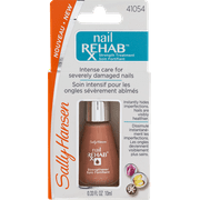 Sally Hansen Nail Rehab Nail Strength Treatment, 0.33 fl oz ...