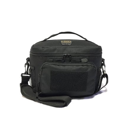 Hsd Tactical Lunch Bag Insulated Cooler Box With Molle Pals Webbing