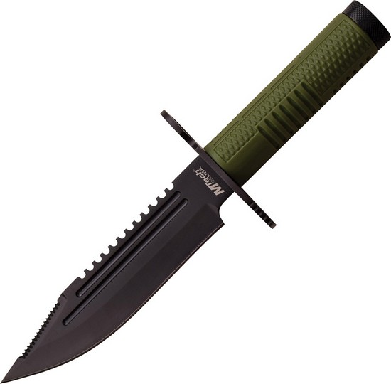 Survival Knife Green