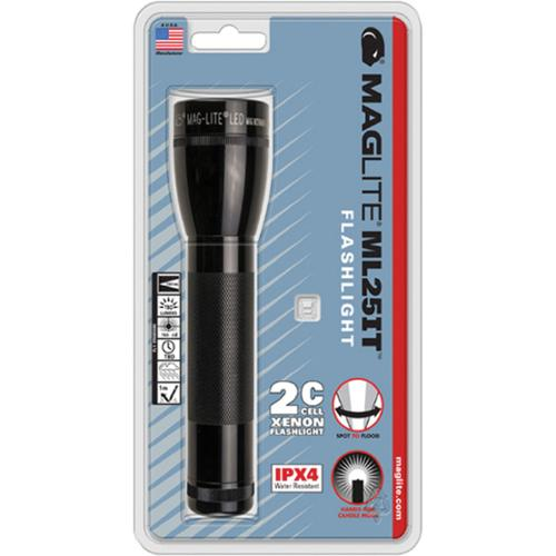 Maglite C-Cell Xenon Lamp 2-Cell - ML25IT-2016