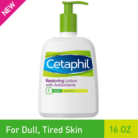 Cetaphil Restoring Lotion with Antioxidants for Aging Skin, 16 oz. (Top Rated Skin Care Products For Aging Skin)