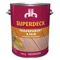 Duckback SUPERDECK VOC Transparent Exterior Stain