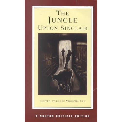 The Jungle: An Authoritative Text, Contexts and Backgrounds, Criticism
