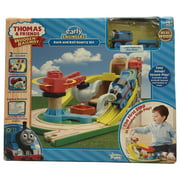 Thomas Early Engineers Rock and Roll Quarry Wooden Rail Train Set
