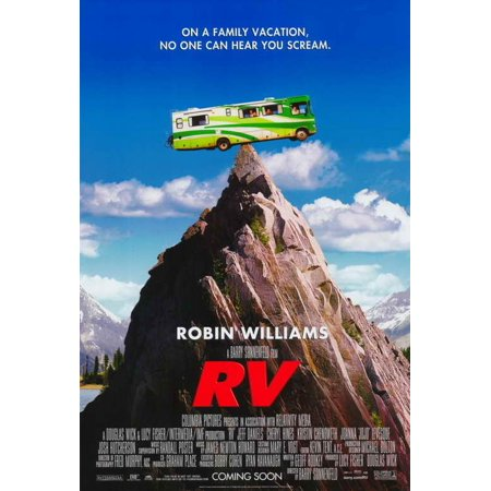 Rv Poster Movie  27X40
