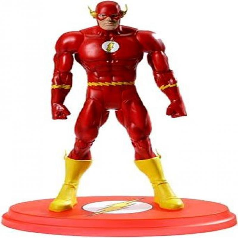 Mattel 2009 SDCC San Diego Comic-Con Exclusive 12 Inch Action Figure Giants of Justice The Flash by