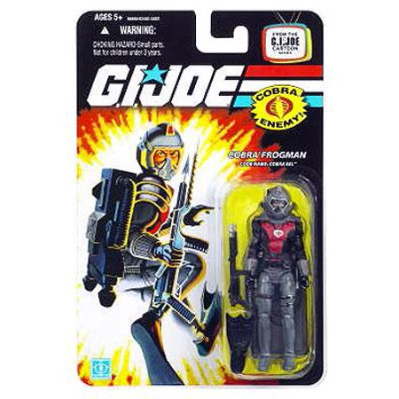 GI Joe Wave 11 Cobra EEL Action Figure (Cobra Eel)