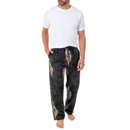 Mossy Oak and Realtree Men's Fleece Pants