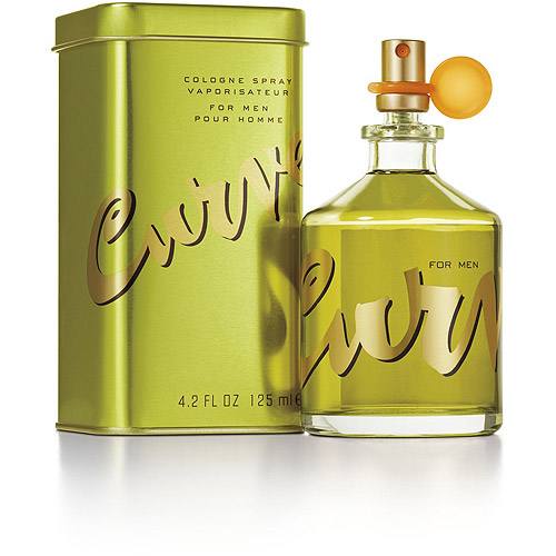 Curve Cologne Spray for Men, 4.2 fl oz