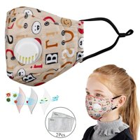 NEW Rescuable KIDS 7-Layer Breathable Disposable Earloop Face Mask(General Use)