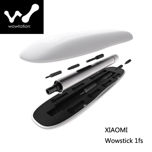 XIAOMI Wowtation Wowstick 1fs Mini Cordless Electric Powe...