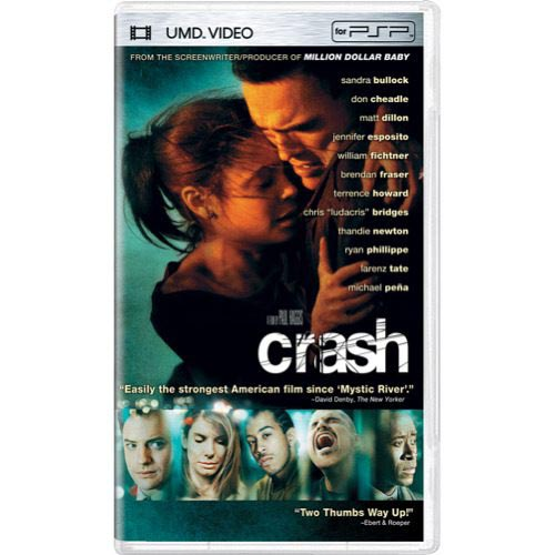 Crash (UMD Video For PSP) (Widescreen)