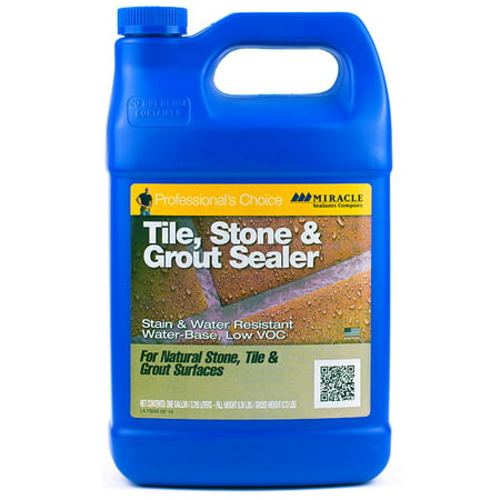 Miracle Sealants Tile Stone & Grout Sealer gal