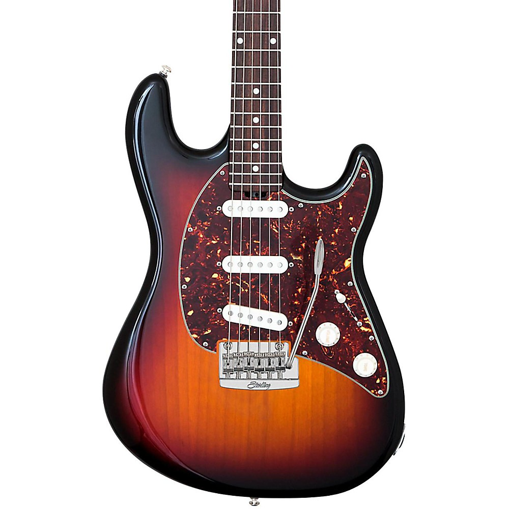 Sterling by Music Man CT50 Cutlass Electric Guitar 3-Color Sunburst