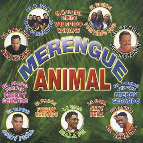 Merengue Animal