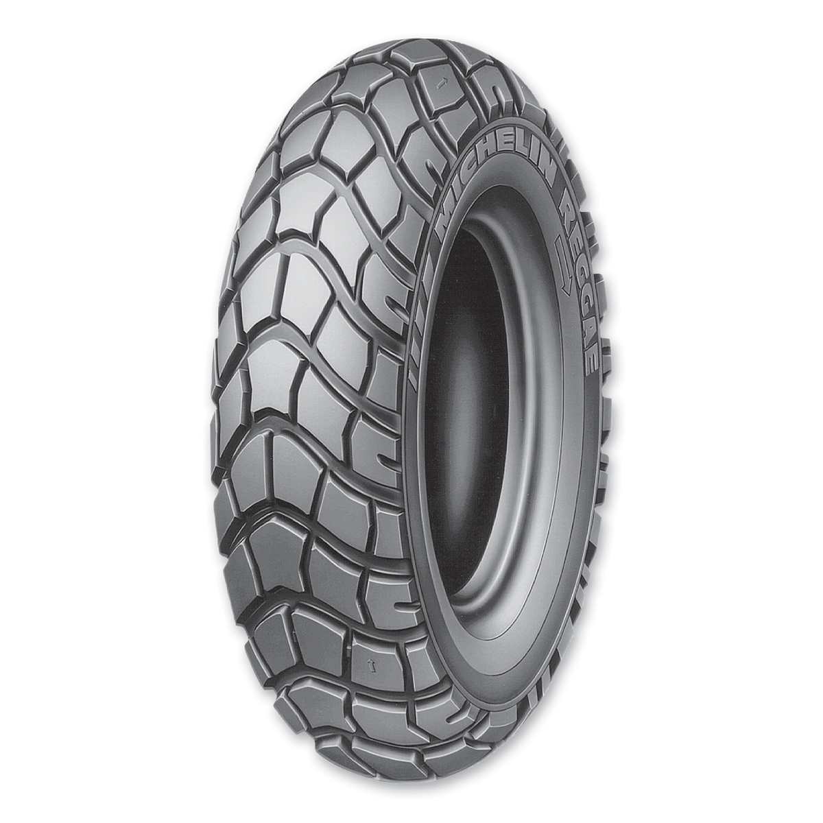 Michelin  Reggae 120/90-10 Front/Rear Tire 77907