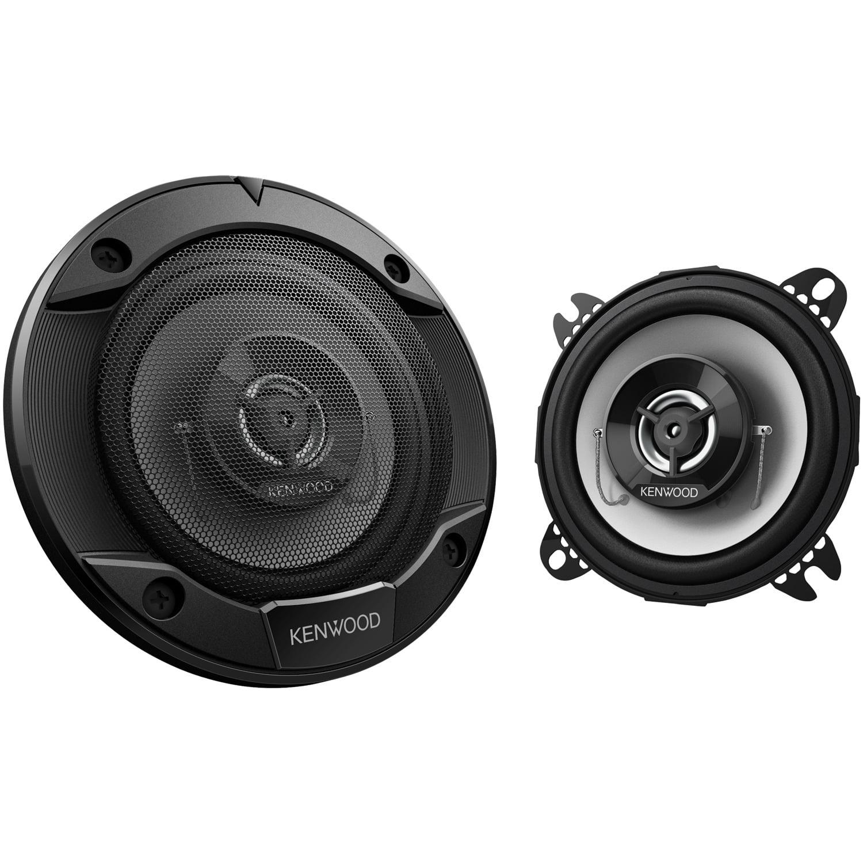 """Kenwood KFC-1066S Sport Series Coaxial Speakers (4"""", 2 Way, 210 Watts)"""