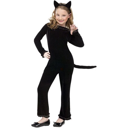 Playful Kitty Child Halloween Costume