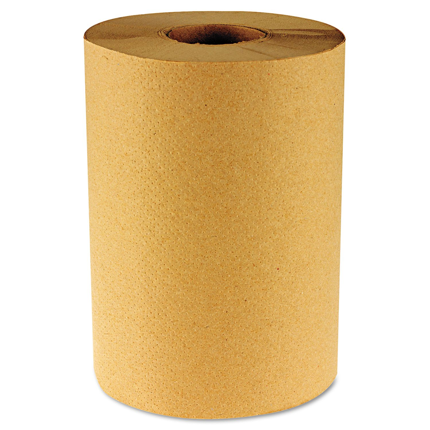 Product of Boardwalk Economy Hardwound Brown Paper Towels, 1-Ply (800', 6 Rolls) - [Bulk Savings]