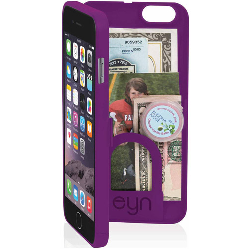 eyn Protective Case with Storage for Apple iPhone 6 Plus