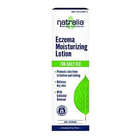 Natralia Eczema Moisturizing Lotion, 6 Ounce - image 5 of 5