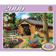 Masterpieces Welcome Home  2000pc Puzzle