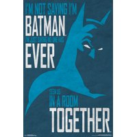 "Trends International Batman Secret Identity Wall Poster 22.375"" x 34"""