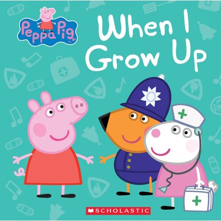 Peppa Pig: When I Grow Up (Peppa Pig Mr Bull Digging Up The Road)