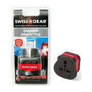 Travel Grounded Adaptor Plug Universal Converter Us Europe Au Uk Ac Power Charge