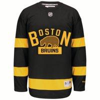 Product Image Boston Bruins Reebok Alternate Premier Jersey - Black d07f37edd