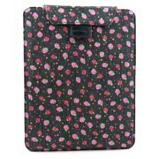 JAVOedge Strawberry Jeans Flex Sleeve Case with Stand for the Apple iPad Air