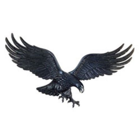 29-inch Majestic Eagle Wall Plaque