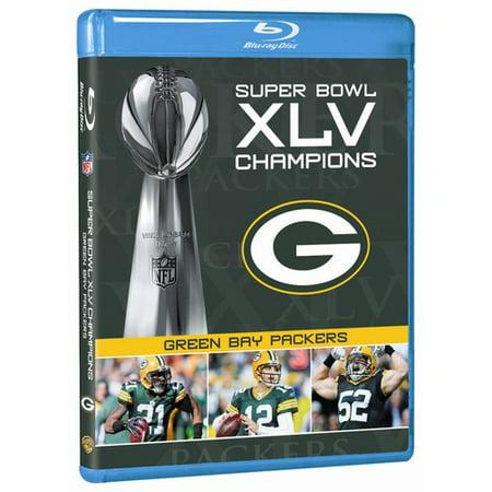 Nfl Super Bowl Xlv  Blu Ray