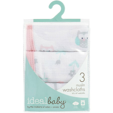 Best ideal baby by the makers of aden + anais Washcloth Set, Dreamy deal