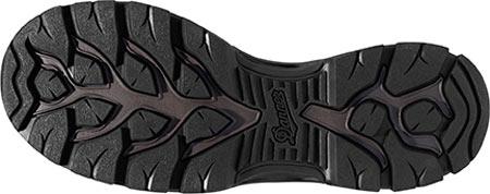 Danner Pronghorn 17 Inch Side Zip Snake Boot Brown 7.5D