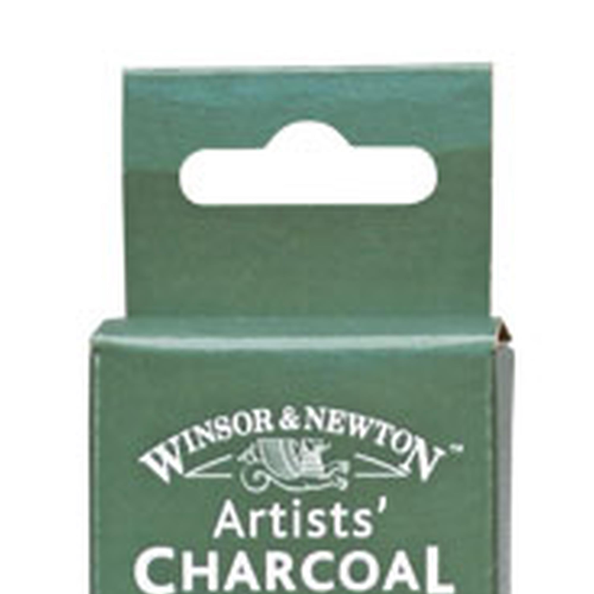 Winsor & Newtown Artist Vine Charcoal Sticks 12/Pkg-Soft