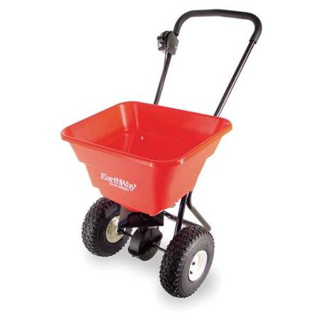 EARTHWAY 2050P Broadcast Spreader, 80 lb, Pneumatic