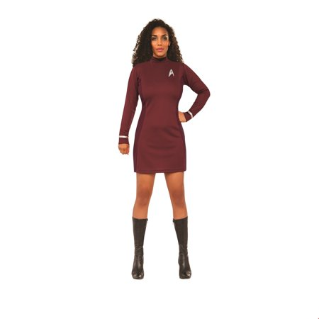 Star Trek Womens Beyond: Uhura Classic Adult Halloween Costume - Adult Costumes Women