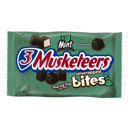 Image of 3 Musketeer Bites, 2.83 Oz