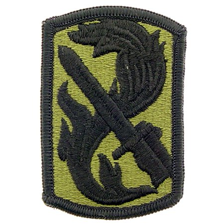 U.S. Army 198th Infantry Division Patch -